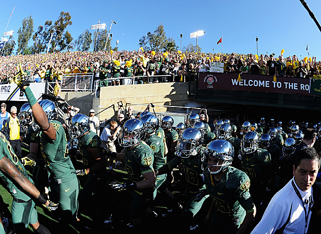With its own conference partners and TV deal, the Rose Bowl sets itself apart from other bowls. (US Presswire)