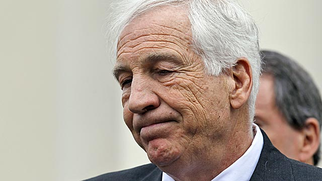 Sandusky faces 52 counts of sexual abuse. (AP)