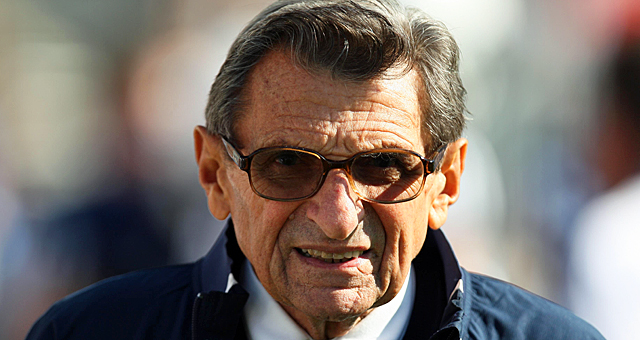 Paterno believed 'this is not a football scandal and should not be treated as one.' (US Presswire)