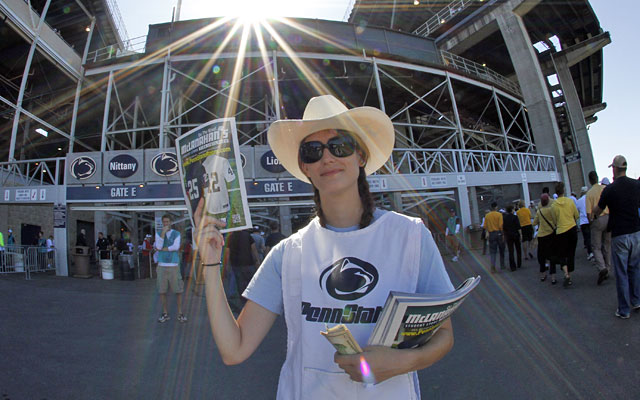 Penn State football is about the thousands of people whose livelihoods depend on the program. (Getty Images)