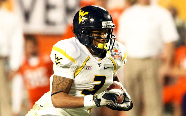 Stedman Bailey and West Virginia's high-powered passing game come to the Big 12. (US Presswire)