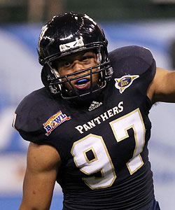 FIU's Tourek Williams leads the best defense in the Sun Belt. (US Presswire)