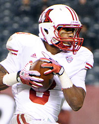 Nick Harwell returns for Miami (Ohio) after catching 97 passes last season. (US Presswire)