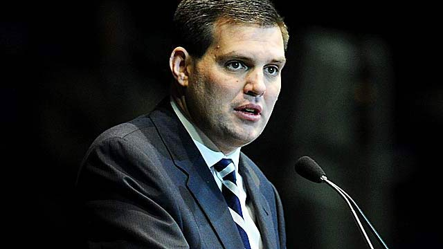 Jay Paterno and his family are looking to take the NCAA to court. (Getty Images)