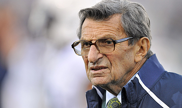 Posnanski began his Paterno biography well before the Sandusky scandal broke. (AP)