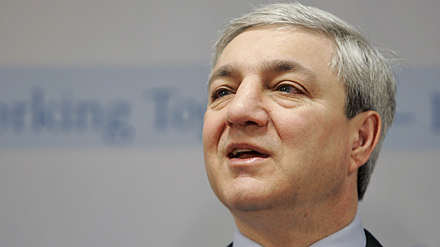 Spanier's lawyers insist the Freeh report is flawed. (AP)