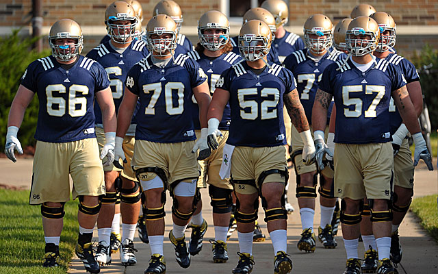 college football notre dame college bowl games scores