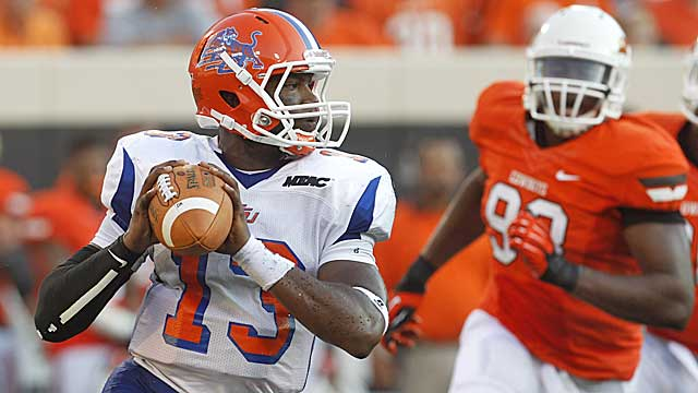 After an 84-0 pasting in Stillwater, Savannah State gets No. 6 Florida State this week. (AP)