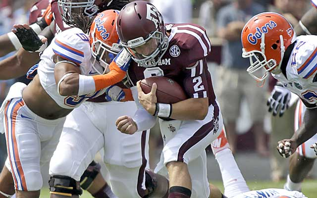 It looks as if Johnny Manziel will leave college behind. (USATSI)