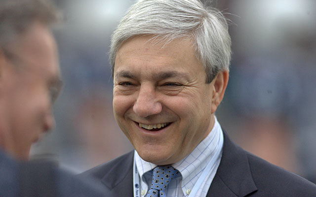 Graham Spanier was Penn State president for 16 years before being forced out. (US Presswire)