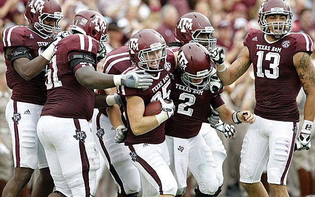 The Aggies offense is humming thanks in part to young offensive coordinator Kliff Kingsbury. (US Presswire)