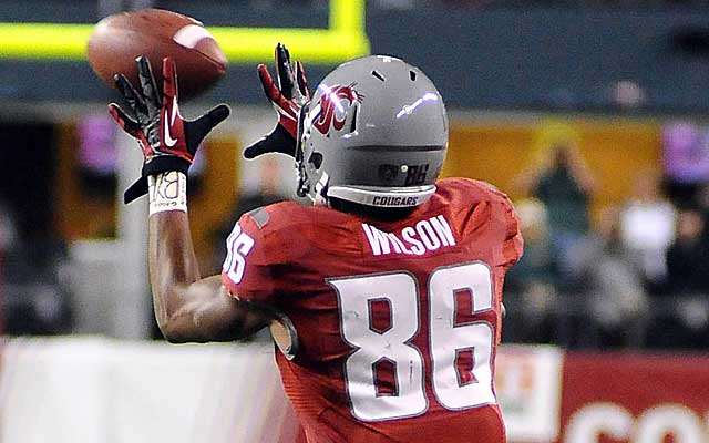 Washington State will review claims by Marquess Wilson that its coaching staff was abusive. (US Presswire)