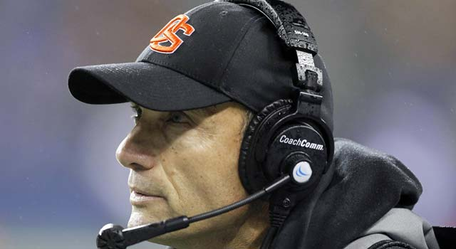 Mike Riley has experienced consistent success since returning to Oregon State. (USATSI)