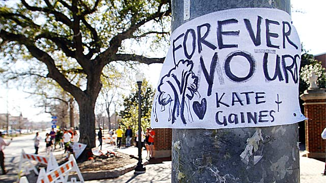 Tree poisoner Harvey Updyke will be banned from Auburn's campus. (Getty Images)