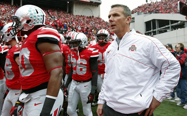 Urban Meyer (Getty)
