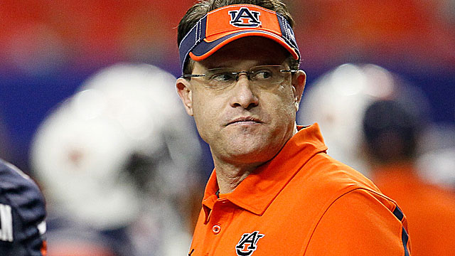 As Auburn's OC in 2010, Gus Malzahn set up counseling, but Dakota Mosley skipped it, the report says. (Getty Images)