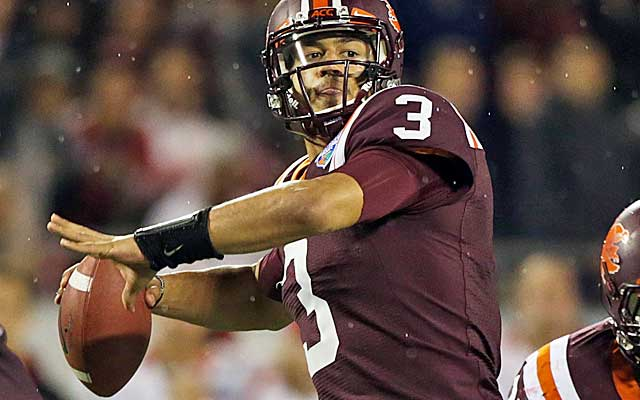 Can new Hokies OC Scot Loeffler make Logan Thomas more efficient? (USATSI)