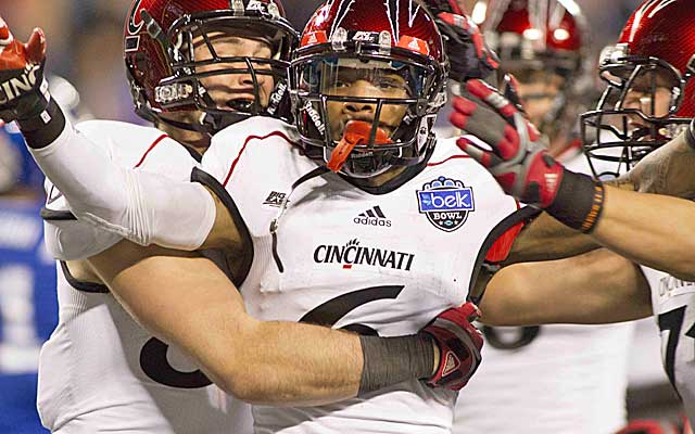 Cincinnati has played in two BCS bowls but will find itself out of a power conference after 2013. (USATSI)