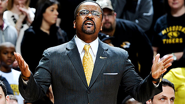 Frank Haith is back on the Missouri sideline after serving a five-game suspension. (USATSI)