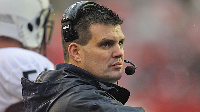 Jay Paterno continues to defend his father's legacy. (Getty Images)