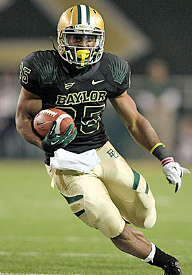 Lache Seastrunk averaged 9.1 yards per carry during Baylor's last four games in 2012. (USATSI)