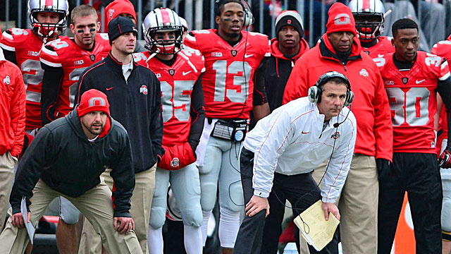 Expectations couldn't be higher entering Urban Meyer's second year at Ohio State. (USATSI)