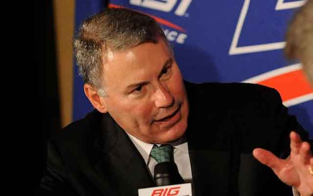 Commissioner Mike Aresco isn't calling the American a new league, but a successor to the Big East. (Courtesy of AAC)
