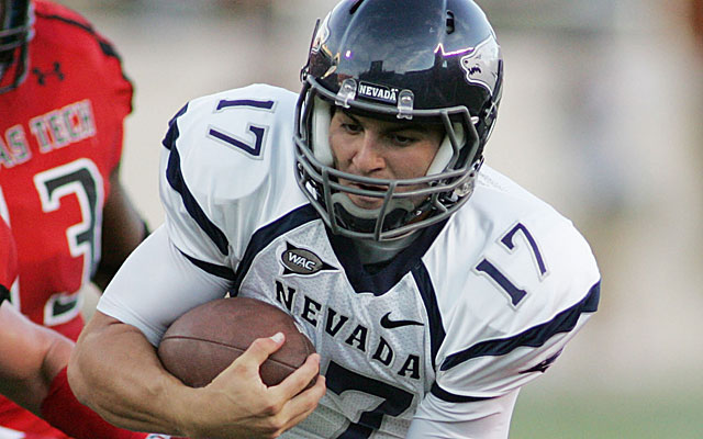 Cody Fajardo thinks the Pistol offense will be even more dangerous. (USATSI)