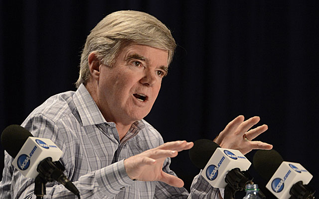 A reform movement led by NCAA president Mark Emmert has seemingly failed. (USATSI)