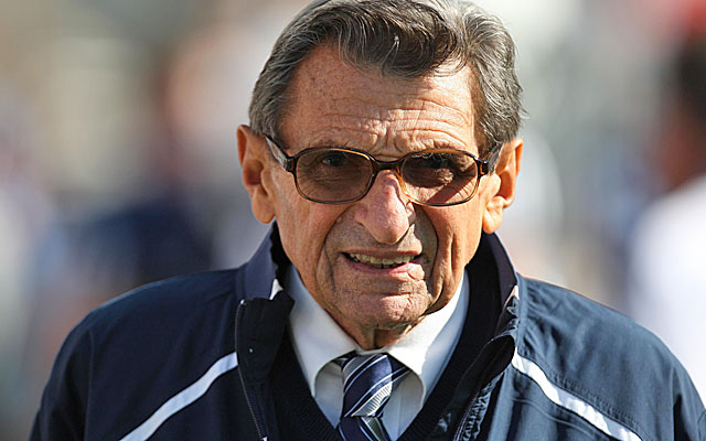 Joe Paterno died months before Pennsylvania expanded its charges against ex-Penn State officials. (USATSI)