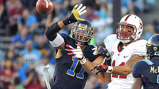 Anthony Barr initially wanted to be a RB/TE at UCLA but he's become a star on defense. (USATSI)