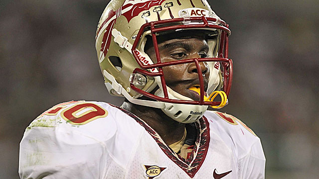 Florida State's Lamarcus Joyner has embraced a move from safety to corner to improve his NFL prospects. (USATSI)