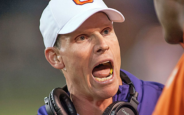 Coordinator Brent Venables helped turn around a dreadful Clemson defense last season. (USATSI)