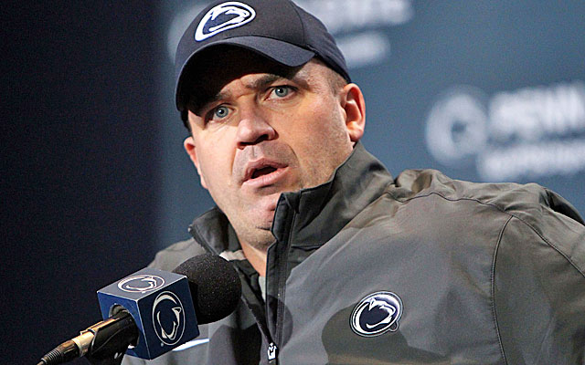 Bill O'Brien has been a steadying force at Penn State. (USATSI)