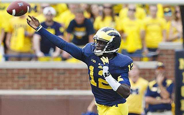 Starting the final five games of 2012, Devin Gardner was responsible for 18 TDs. (USATSI)