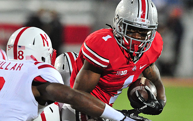 Ohio State's Bradley Roby may be the best athlete in college football. (USATSI)
