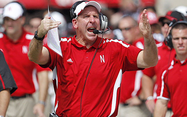 Nebraska fans know Pelini runs hot but they respect him for his genuine passion. (USATSI)