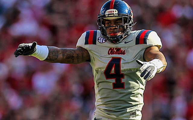 Denzel Nkemdiche was charged with disorderly conduct in February. (USATSI)