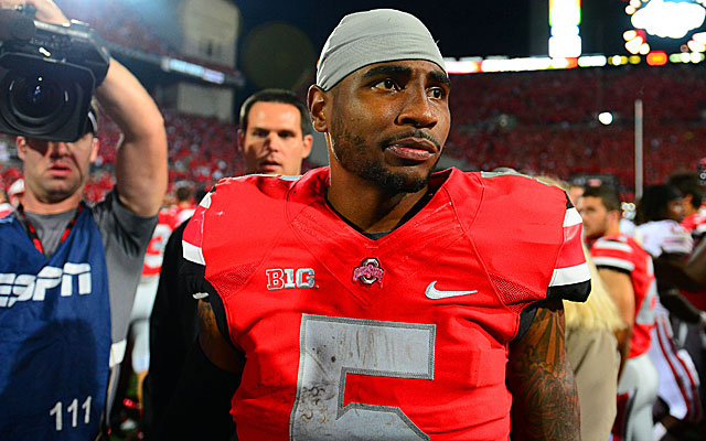 Ohio State is a much better team with Braxton Miller at quarterback. (USATSI)