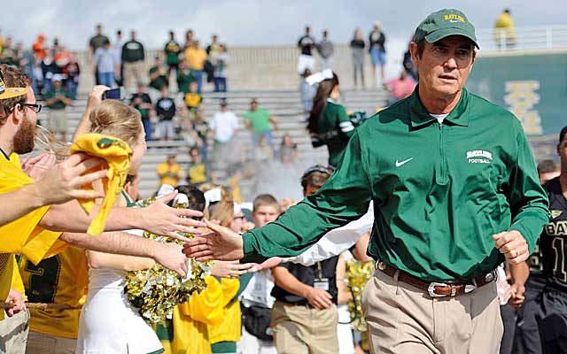 Briles is the mastermind behind the country's most prolific offense.  (USATSI)