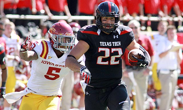 Texas Tech TE Amaro to be sports media intern before NFL Draft