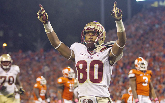 FSU holds the slimmest of leads over Oregon at the No. 2 spot in the first official BCS rankings. (USATSI)
