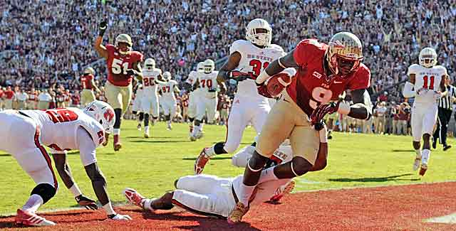 The Seminoles make it look easy vs. NC State. Facing the Canes may be another story. (USATSI)