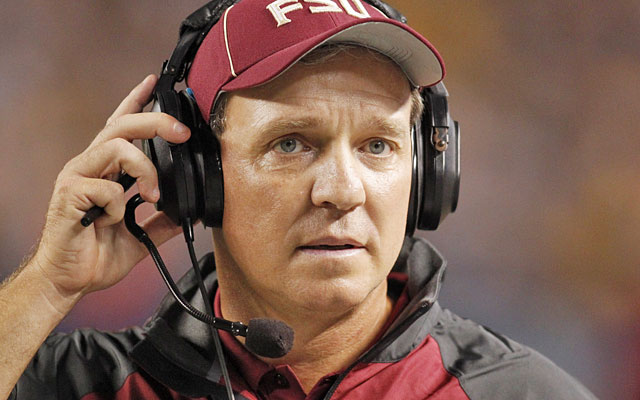 Jimbo Fisher is due for an extension and a raise, which would give ACC coaching salaries a boost. (USATSI)