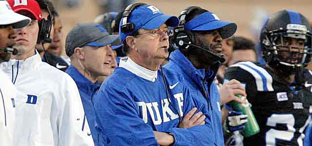 David Cutcliffe has Duke in line for a second straight bowl game, a first in school history. (USATSI)