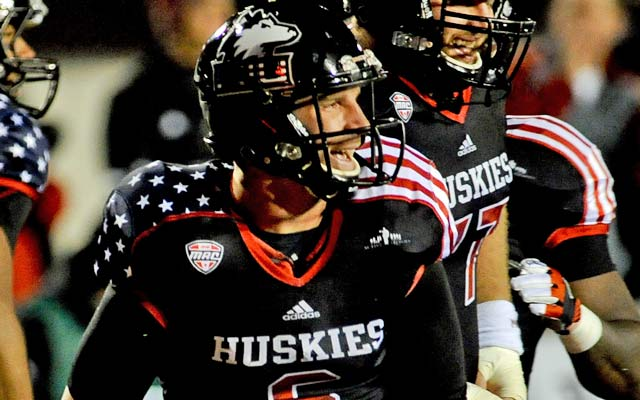 Northern Illinois is on a mission to get Jordan Lynch to New York City. (USATSI)