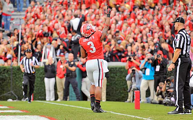 Gurley has been a difference maker when he's been on the field.  (USATSI)