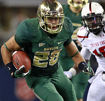After a convincing win over Texas Tech, coupled with Stanford's loss to USC, Baylor should be moving up.  (USATSI)
