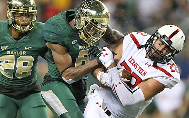 Lost in all the excitement about Baylor's offense is how good the Bears' defense has been.  (USATSI)