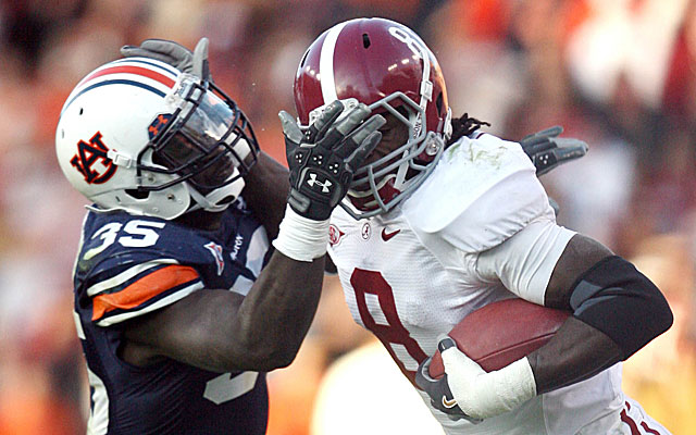 Of The Great Rivalries In Sport Alabama Auburn Tops Them All